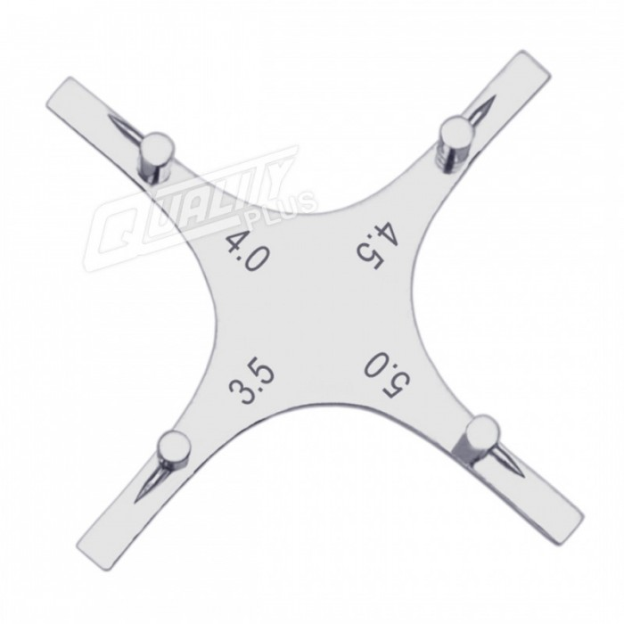 Boone Gauge Stainless Steel Accurately measures height of bracket placement from incisal edge. 3.5,