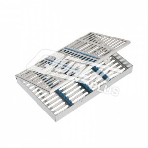 Steri-Wash Tray (for 20 pieces) Size: 280 x 180 x 30 mm